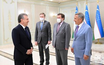 Президент Узбекистана отметил широкие возможности сотрудничества регионов страны с Татарстаном
