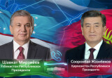 Shavkat Mirziyoyev speaks with Kyrgyz President over the phone
