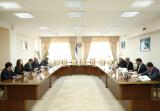 Встреча с британской делегацией
