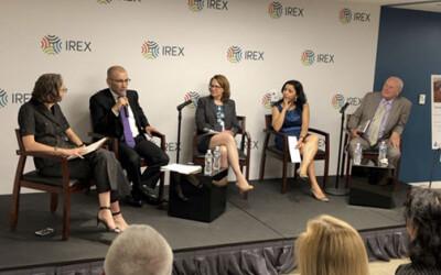 Преобразования в Узбекистане и перспективы узбекско-американского стратегического партнерства были обсуждены на брифинге в Вашингтоне