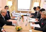 Главы МИД Узбекистана и Индии обсудили график предстоящих встреч на различных уровнях и другие вопросы развития двусторонних отношений