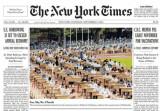 Абитуриенты Узбекистана — на первой полосе «The New York Times»