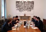 Брифинг в Посольстве Республики Узбекистан в Берлине