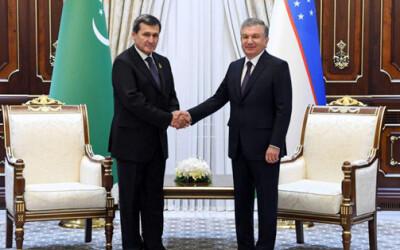 The President of Uzbekistan receives Deputy Chairman of Turkmenistan's Cabinet of Ministers