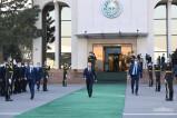 Президент Туркменистана прибыл в Ташкент