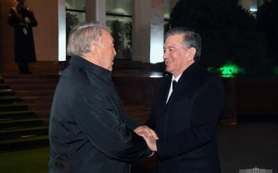 Ташкентская встреча глав государств Центральной Азии завершилась