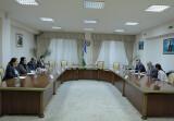 В ИСМИ состоялась встрече с почетным профессором Университета Сорбонны
