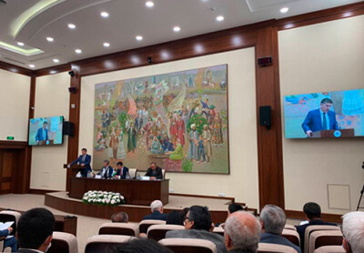 Акрамжон Неъматов: Центральная Азия стала более сплочённой, устойчивой к внешним вызовам