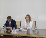 Yevropa Ittifoqi delegatsiyasi bilan uchrashuv