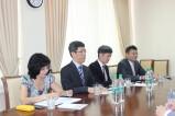 Yaponiya delegatsiyasi bilan uchrashuv bo'lib o'tdi