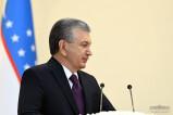 Шавкат Мирзиёев: Это первый за последние тридцать лет случай, когда в Наманган направляется столько средств
