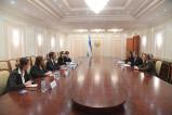 Встреча с заместителем государственного секретаря министра иностранных дел Швейцарии