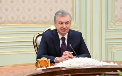 Президент Узбекистана принял директора Бюро по демократическим институтам и правам человека ОБСЕ