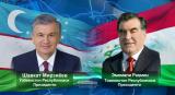 Лидеры Узбекистана и Таджикистана обсудили актуальные вопросы двусторонней и региональной повестки