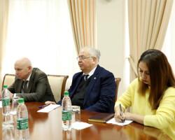 Встреча с руководством МГИМО МИД России
