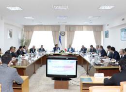 СМТИда Беларус Стратегик тадқиқотлар институти (БСТИ) мутахассислари иштирокида давра суҳбати