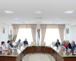 О встрече с американскими экспертами в ИСМИ