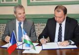 Между Узбекистаном и Францией подписано соглашение о подготовке кадров в сфере туризма