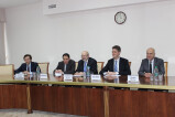 In ISRS was held the meeting with the OSCE High Commissioner on National Minorities
