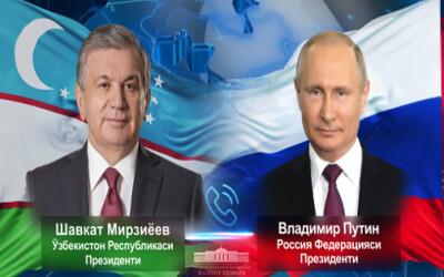 Birthday congratulations from Vladimir Putin