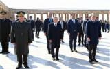 Шавкат Мирзиёев почтил память Ататюрка
