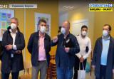 Ахборот 24   Ўзбекистон  делегацияси  Германияда