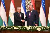 Главы государств подписали Совместное заявление и выразили удовлетворение результатами переговоров