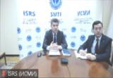 Выступление первого заместителя директора ИСМИ при Президенте Республики Узбекистан Акрамжона Неъматова в международном дискуссионном клубе на тему «Новый Узбекистан – новое мировоззрение»