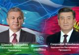 О телефонном разговоре Президентов Узбекистана и Кыргызстана