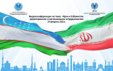 Uzbekistan, Iran experts discuss collaboration issues