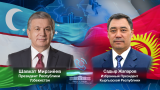 Президент Республики Узбекистан провел телефонный разговор с избранным Президентом Кыргызской Республики