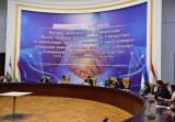 Завершилось пленарное заседание международной конференции