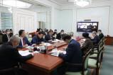Состоялось заседание Центральной избирательной комиссии