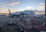 В Узбекистан прибыл гуманитарный груз из Германии
