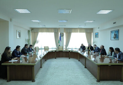 В ИСМИ состоялась встреча с делегацией Института мира США