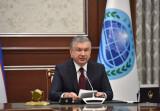Выступление Президента Республики Узбекистан Шавката Мирзиёева на саммите Шанхайской организации сотрудничества