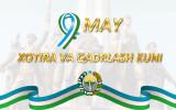 9-may Xotira va qadrlash kuni