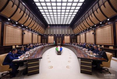 Узбекистан и Турция положили начало новому формату сотрудничества