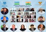Uzbekistan, India develop multifaceted collaboration