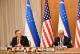 В Ташкенте состоялась пресс-конференция по итогам переговоров между делегациями Узбекистана и США