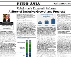 Экономические реформы в Узбекистане: история инклюзивного роста и прогресса