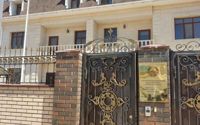 В Казахстане открылось Генеральное консульство Узбекистана