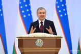Выступление Президента Республики Узбекистан Шавката Мирзиёева на торжественной церемонии, посвященной Международному женскому дню