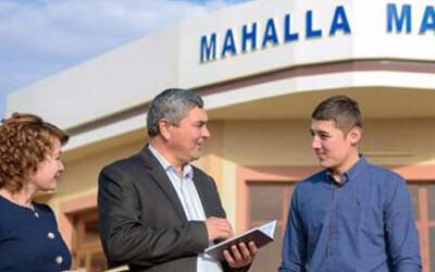 Махалля – образец содружества