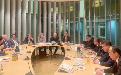 Продолжается визит делегации Узбекистана в ФРГ