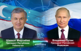 Leaders of Uzbekistan and Russia hold a phone call