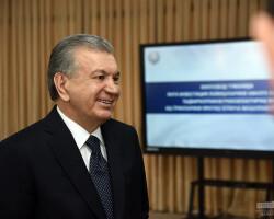 Shavkat Mirziyoyev: Mahalla raisi – Prezidentning quyi bo'g'indagi ustuni