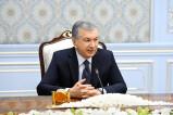 Президент Узбекистана принял делегацию ОАЭ