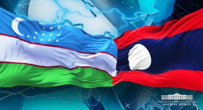 Лаос Президентига табрик