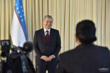 Президент провел встречу с активом Бектемирского района